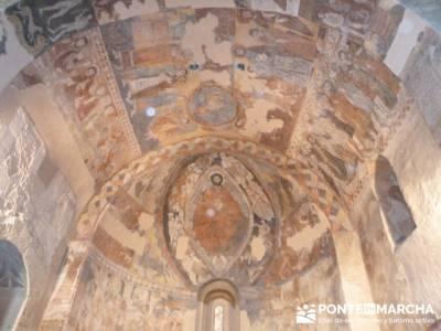 Destilería DYC y Ciudad de Segovia;senderos de madrid;ruta montaña madrid